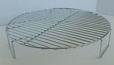 "NuWave Infrared Oven 2"" Grill Cook Bake Wire Rack Replacement TRAY PART Nu Wave"
