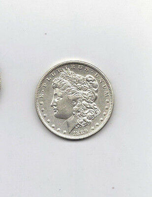 1889o US Morgan Silver Dollar... BUY IT NOW!