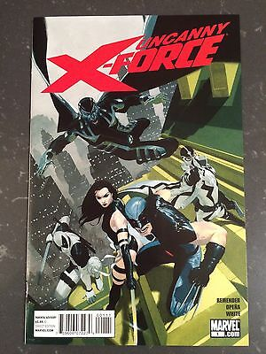 X-FORCE #1 NM Remender Opena 2010