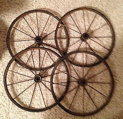 Baby Buggy Wheels - Set of 4