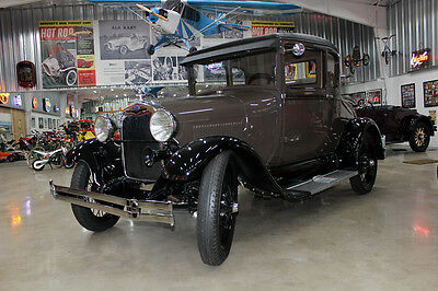 1929 Ford Model A 2-Door Coupe 1929 Ford