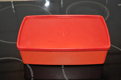 Tupperware Pak n Stor Rectangle container - Vintage