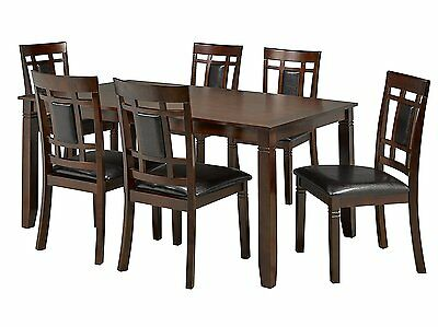 Kitchen Table Dinning Set Dinning Table and 4 chairs Solid Wood Furniture Home