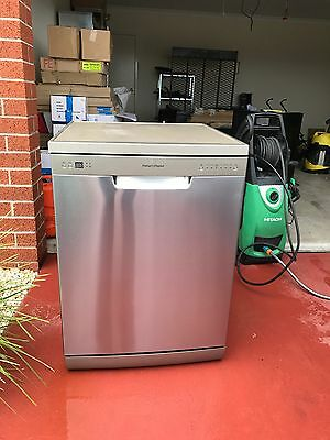 Fisher and Paykel DW60CHX1 stainless steel dishwasher
