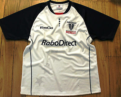 Mens Super Rugby Melbourne Rebels Away Jersey Size 2XL