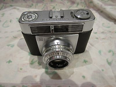 Zeiss 35Mm Camera With Case