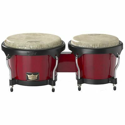 "REMO CR-P780-00 BONGO RED WINE  7"" and 8.5"" SPECIAL EDITION + A GIFT FOR YOU"