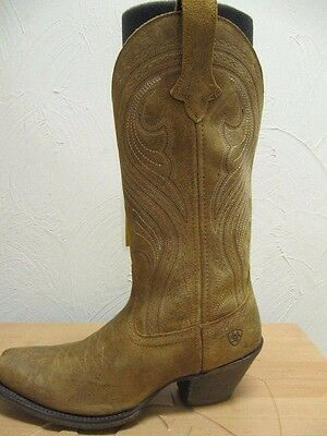 ARIAT - Women's Lively Boots - Old West Brown - ( 10019864 ) - 7B