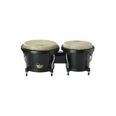"REMO CR-P780-00 BONGO NEGRO  7"" and 8.5"" SPECIAL EDITION + A GIFT FOR YOU"