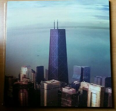 """Ff Foo Fighters Sonic Highways """"chicago Cover"""" Vinyl """"new"""" +++One Jewel+++"""