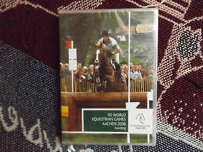 Fei World Equestrian Games Aachen 2006 - Eventing - Dvd - Sealed
