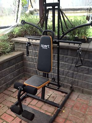 Resistance Weight Bench Hardly Used
