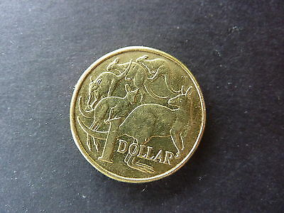 2014 Australian Circulated $1 Coin-Mob of Roos-Generic-Rare