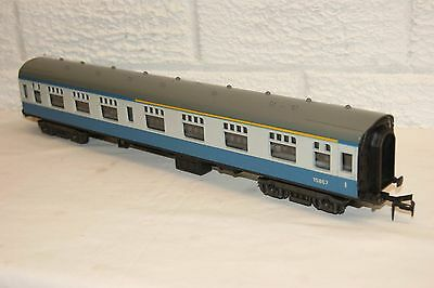 O gauge EXCELLENT Lima mk 1 Coach BR Blue Grey Livery 1st/2nd Class 15867