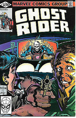 Ghost Rider #58 (Marvel 1981; vf/nm)