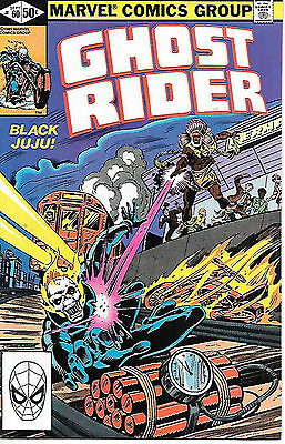 Ghost Rider #60 (Marvel 1981; vf/nm)