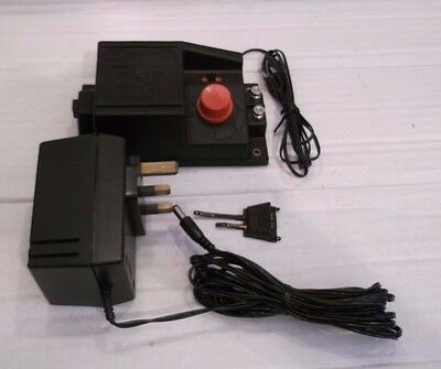 Hornby R.965 Power Controller & C912 Transformer - With Power Clip