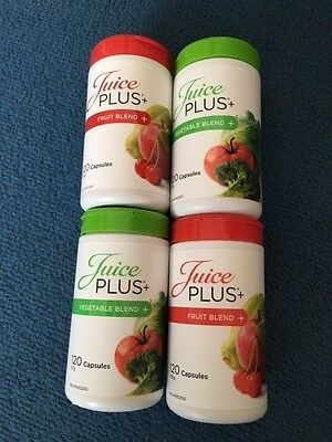 Juice Plus Fruit & Vegetable Capsules