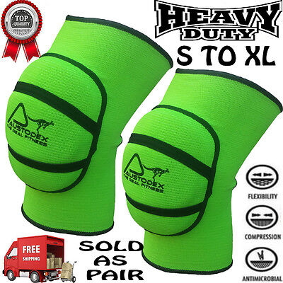 Austodex Knee Pads volleyball boxing MMA Protector Martial Arts caps brace guard