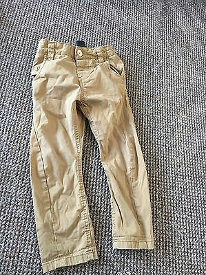 Boys Trousers Next Size 3 Years