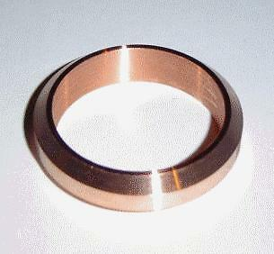 Yamaha Snowmobile Copper Exhaust Donut Small Gasket New