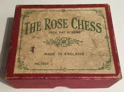 The Rose Chess No.1 Set