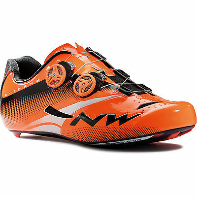 Northwave Extreme Tech Plus Road Bike Shoes, Size 42, New