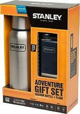 Stanley Adventure Flask Gift set stainless steel flask