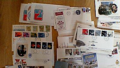 Selection Of Gb First Day Covers/philatelic Covers And Items