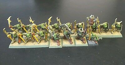 Citadel Games Workshop Regiments of Renown Ruglud's Armoured Orcs Oldhammer