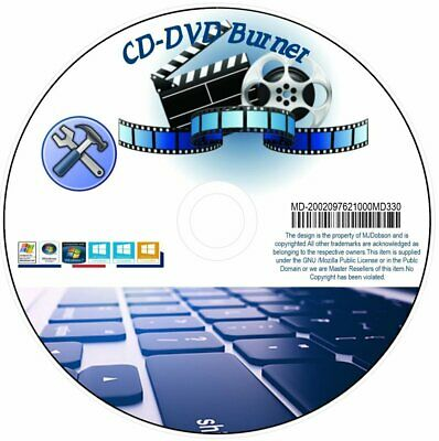 CD DVD Burner & Blue RAY Burning Software Suite Download DELL HP