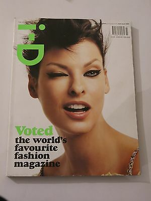 i-D Magazine March 2004
