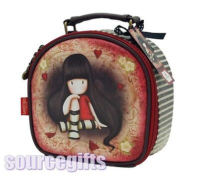 New * The Collector * Santoro Gorjuss Vanity Make Up Case 406Gj05