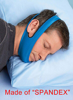 Top Quality Anti Snore Chin Strap Care Sleep Snoring Belt For Men Women CA-897