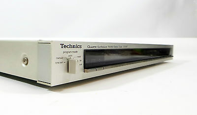 Technics Quarz ST-S4T FM/MW Stereo Tuner - SEE NOTES - FREE UK DELIVERY