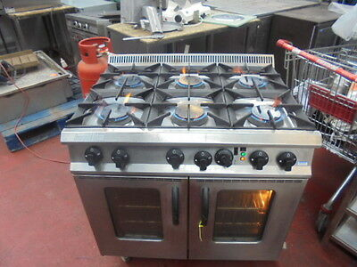 Commercial Convection Oven Range