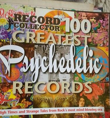 100 greatest psychedelic records Folk-Psych Freakbeat Beatles Rolling Stones