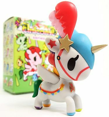 Tokidoki Unicorno Series 4 Vinyl Figure - Can Can / Cancan - New with packaging