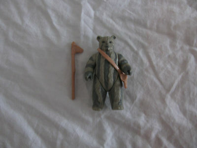 Star Wars Teebo Ewok Vintage 1980s Action Figure