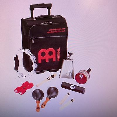 Meinl 8 Piece Percussion Set With Free Trolley