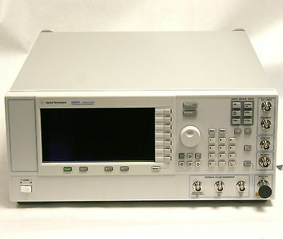 Agilent E8663D-509   9 GHz PSG Analog Signal Generator  ***UPDATED OPTIONS***