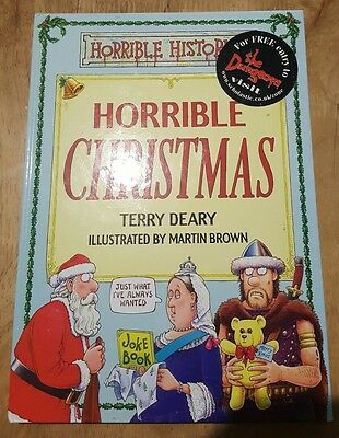 Horrible Christmas by Terry Deary (Hardback, 2000)