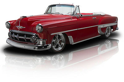 1953 Chevrolet Bel Air/150/210  Body Off Restored 210 Convertible EFI LS2 V8 4 Speed Automatic PS A/C