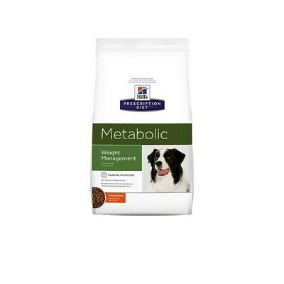 HILL S prescription diet canine metabolic mangime secco kg.4