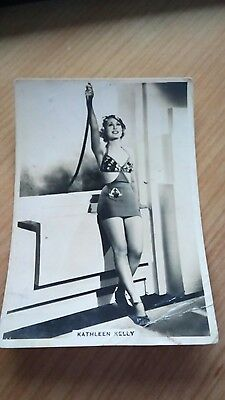 Real Photographs Cigarette Card - No. 1 of Fourth Series