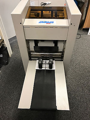MBM Sprint Bookletmaker - Booklets - Very Good Condition
