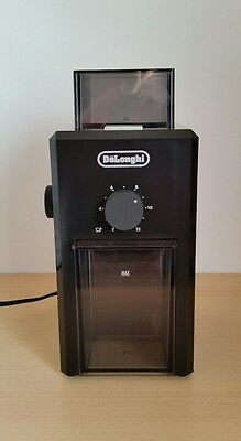 Delonghi KG79 Burr electric coffee bean grinder