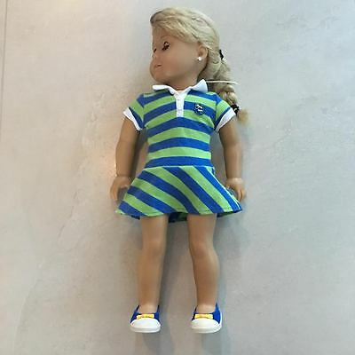American Girl  Lanie Doll with Dress and Shoes - RETIRED