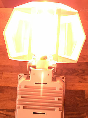 "Hortilux HS2000 DUTCH POOT Grow Light 600W (PL94) w/VIALOX NAV-T ""The Producer"""