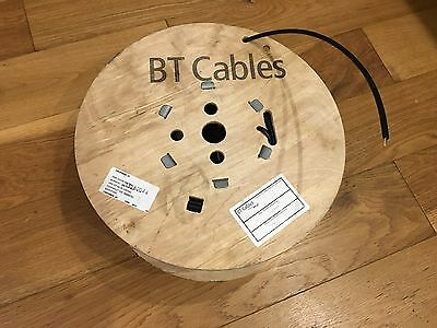 Bt Drop Wire 15 For Overhead Telephone Lines. Bt Cable, 4 Pair Dropwire 15 Drum!